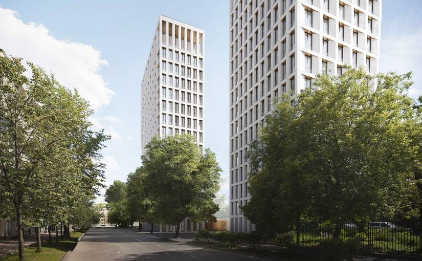 ЖК White Khamovniki (Вайт Хамовники) Москва, цены на квартиры от официального застройщика - фото, планировки, ипотека, скидки, акции.